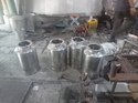 Dispenser Pressure Vessel
