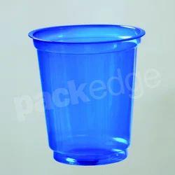 Round Colour (Blue) Glass