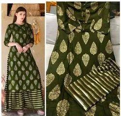 Women Palazzo Suit