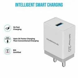 Electric 1 Mtr Wall Charger Ambrane Aqc-56