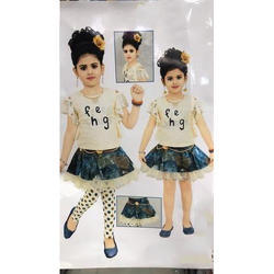 Girl's Full Fancy Dress Set