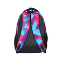 Infinit Backpack Sky Blue/ Crimson