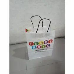 Printed Mobile Paper Bag