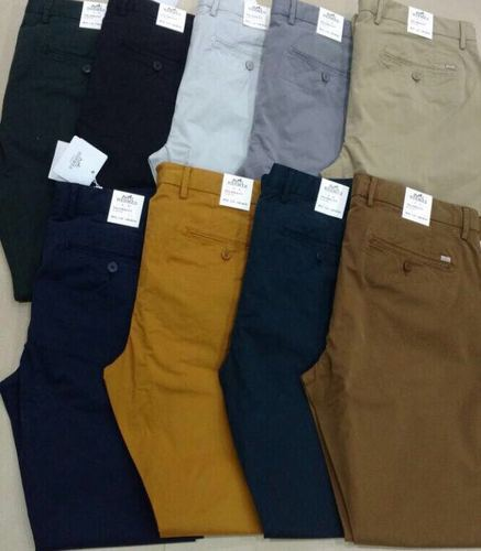Men Chinos Trousers at Rs 550  piece  572290b0f