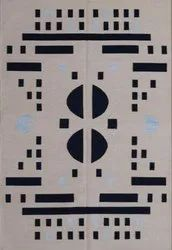 Vimla International Printed Contemporary Eco Friendly Cotton Carpets, For Indoor, Size: 4 X 6 Feet