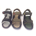 Double Colour EVA Sandals