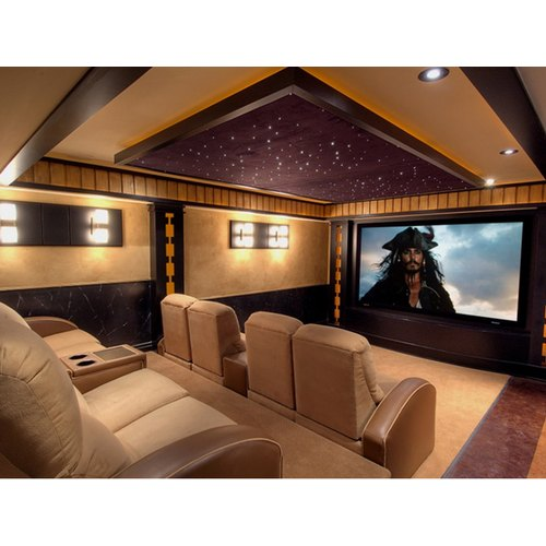 Home Theater Interior Designing Service