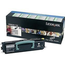 Lexmark X203n Black Toner Cartridge X203A11G