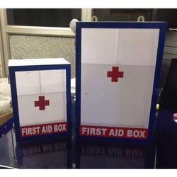 Jiya Acrylic First Aid Box