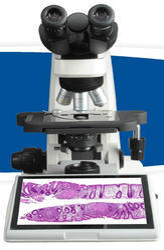 digital biological microscope , RXLr-4D
