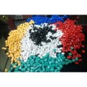 Shree Krishna Polymers Color Abs Plastic Granules, Packaging Size: 25kgs, For Plastic Industry