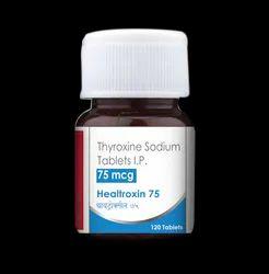 Healtroxin 75mcg -  Thyroxine