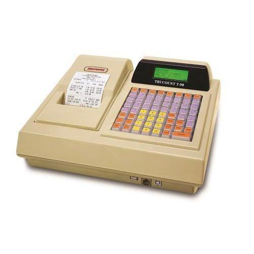 Trucount Electronic Cash Register, Warranty: 1 Year