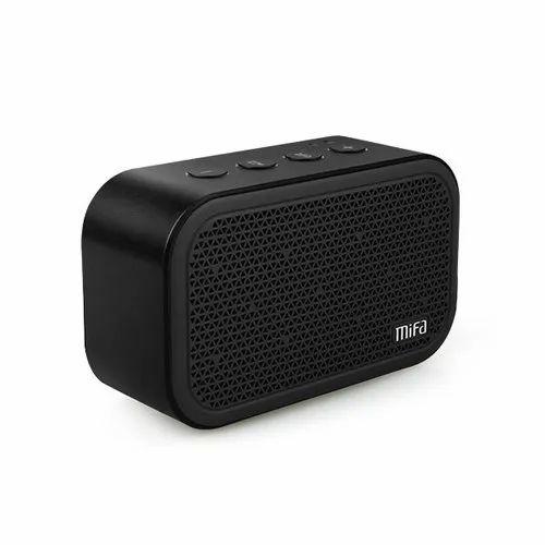 0bae81daa19b70 Black Mifa M1 Bluetooth Speaker, Rs 1700 /piece, Digitone Mobiles ...