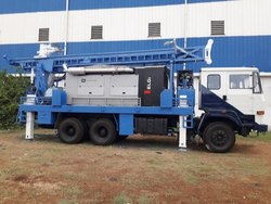 1000 Feet Depth Hydraulic Water Well Drilling Rig For Sale