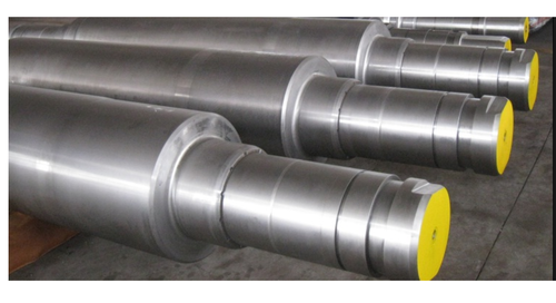 Rolling Mills Aluminium - Rolls For Rolling Mill