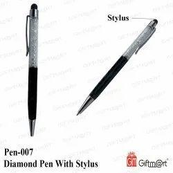 礼品超市个人钻石笔与手写笔,促销礼品,型号/名称:Pen -007