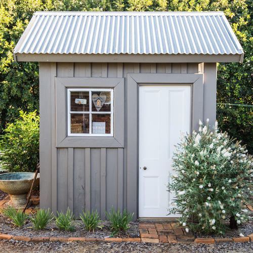 Corrugated Roofing Shed At Rs 350 Square Feet