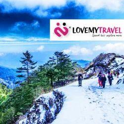 Adventure Packages Sandhakphu Trekking Tour