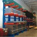 Wall Mounted Cantilever Rack