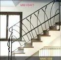 Designer Residential Mild Steel Staircase