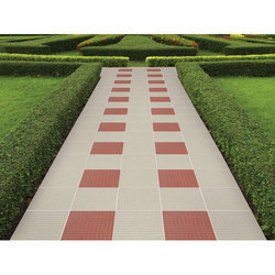 Charmant Garden Floor Tile, 6   8 Mm, Rs 25 /piece, A1 Outdoor Furniture And Precast  Products | ID: 17638165162