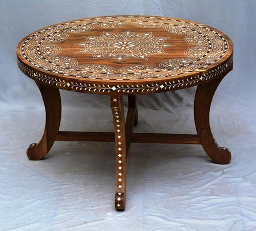 Manufacturer Of Bone Inlay Furniture & Leather Furniture