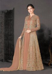 d4b46913fa Party Wear Indo-Western Salwar Kameez - PR Fashion Launched Designer ...