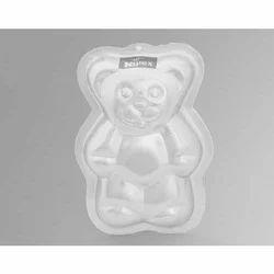 Teddy Bear Standing Jelly Pans