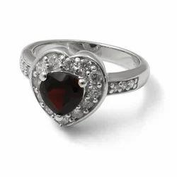 Fancy 925 Silver Finger Ring