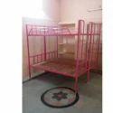 Mild Steel Modern Wooden Bunk Bed