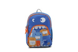 Harissons Polyester Monster School Nursery Kids Bags