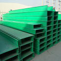 Pultruded Electrical GRP Cable Tray