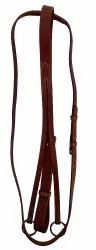 Brown Leather Martingale