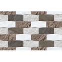 Cement Digital Print Wall Tile, 20-25 Mm