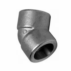 Mild Steel 45 Deg Threaded Elbow