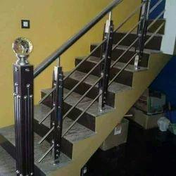 SS Wooden Balustrades