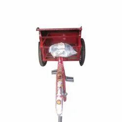 Mild Steel Tricycle Trolley