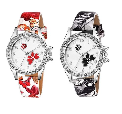 Women Analog Watch for Daily