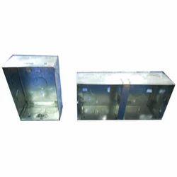 Aluminium Rectangular Electrical Junction Box
