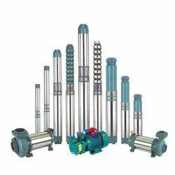 51 to 100 m Three Phase KIRLOSKAR PUMPS, Electric