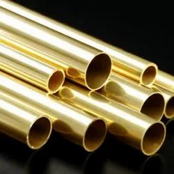 Hollow Brass Tube