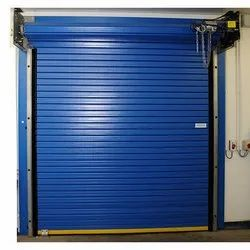 Electric Interior Industrial Rolling Shutter