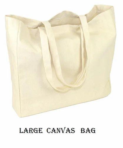 Nd Cloth Bag Standard Large Canvas Size 10 18