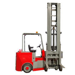 Articulated Forklift Truck