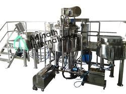 Ointment Preparation Plant