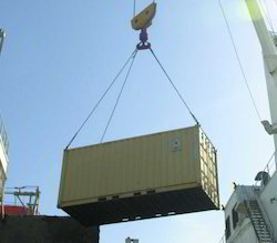 Loaded Container Transportation Service