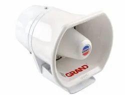 Ambulance Siren GUH-50 / P.A. Amplifier Grand GPA-50 USB & MIC