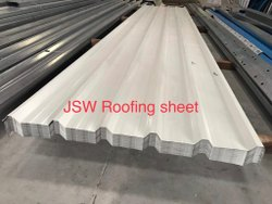 JSW Profile Roofing Sheets