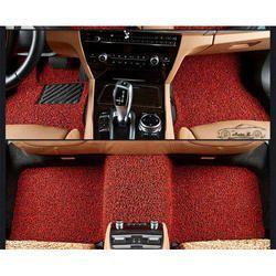 Modesto PVC Coil Car Mat for Car Flooring, Size: Universal